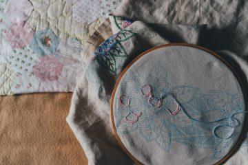 Как научиться вышивать крестиком