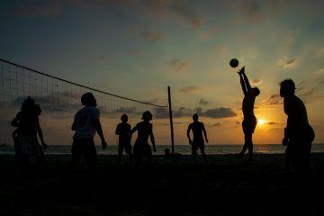 Как научиться играть в волейбол самостоятельно