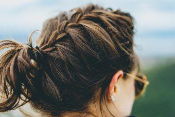 Как научиться плести косы самой себе