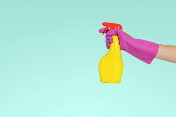 Как научиться быстро убирать квартиру