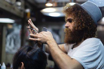 Как научиться стричь волосы