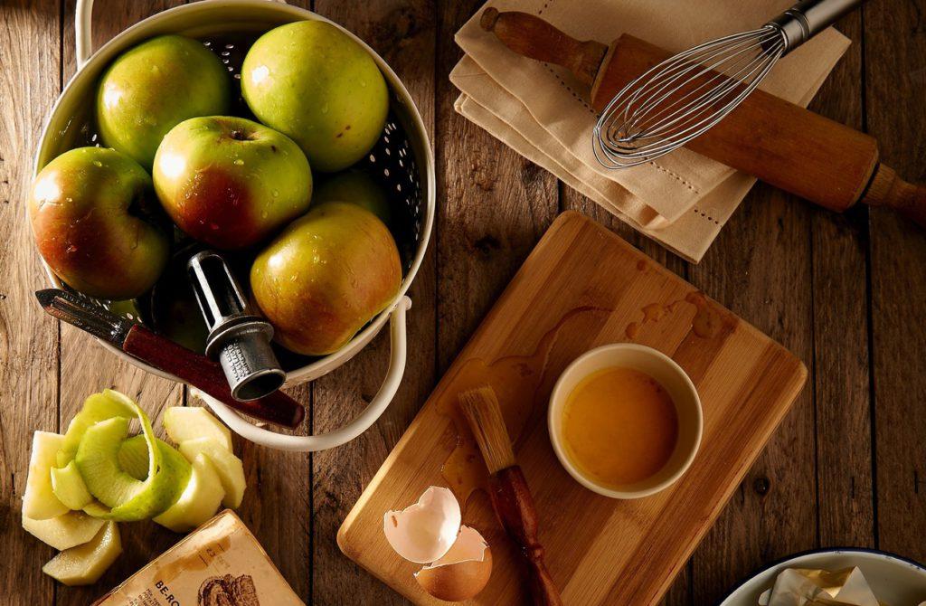 Как научиться готовить капкейки с яблоком и корицей