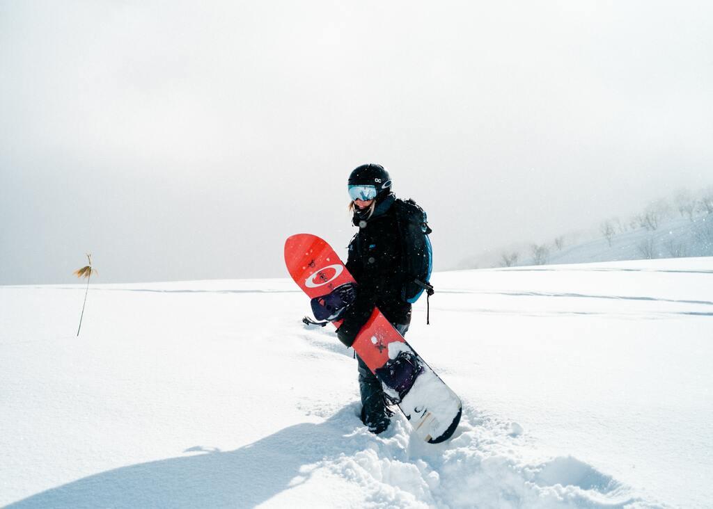 Как подготовиться к катанию на сноуборде