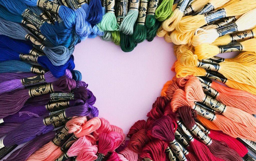 Какие материалы нужны для вышивки
