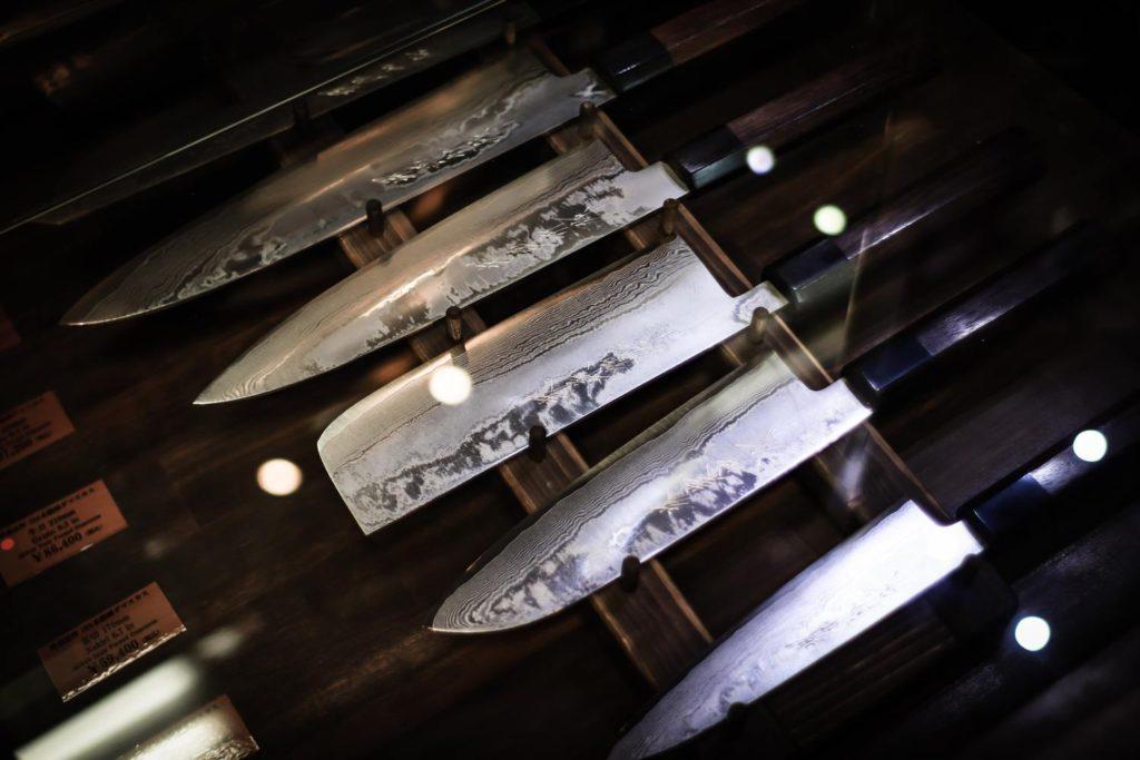 Как выбрать правильный нож