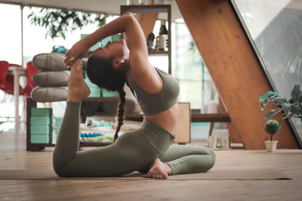 Как научиться движениям художественной гимнастики