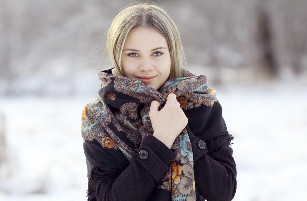 Как научиться завязывать платок на шее