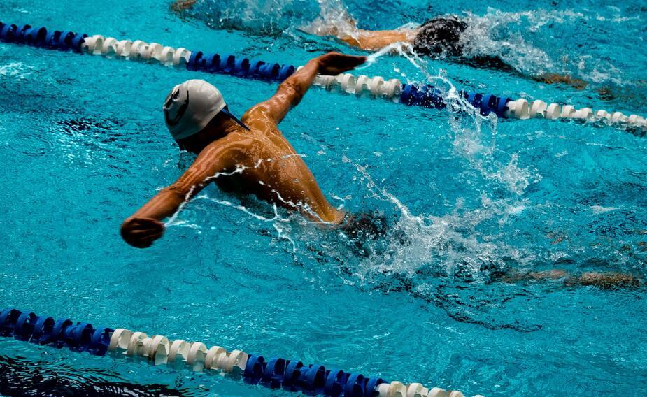 Как научиться плавать баттервляем