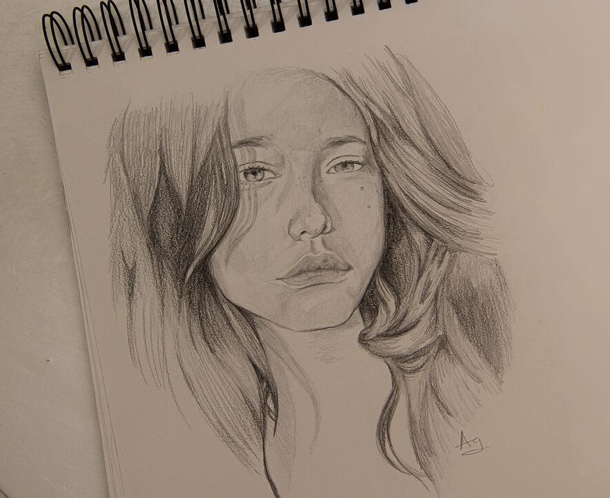 Как научиться красиво рисовать людей