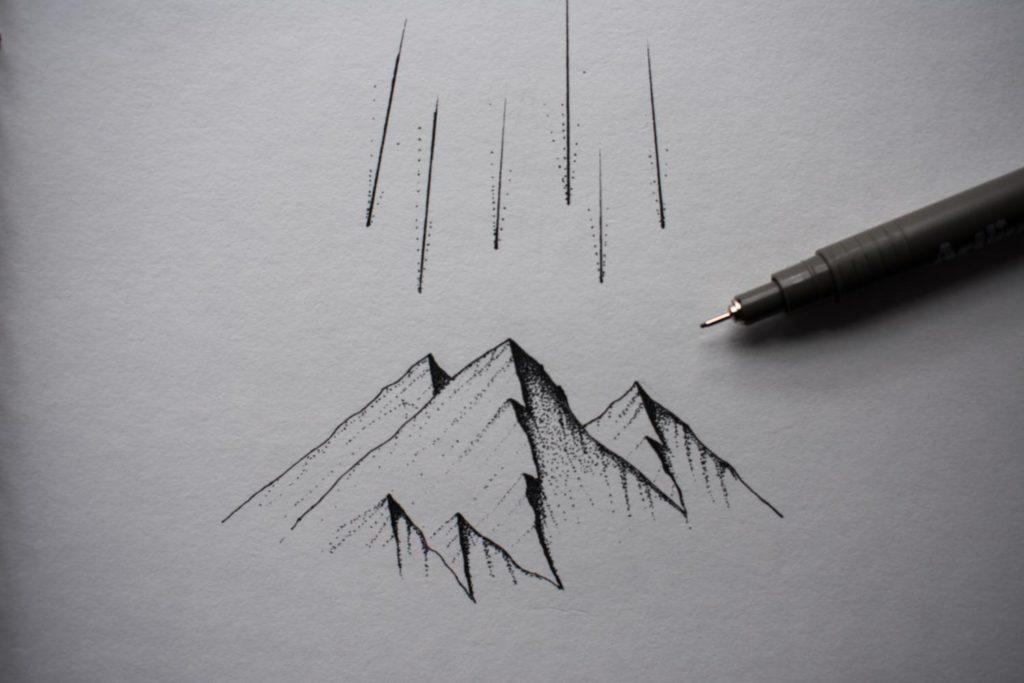 Как научиться красиво рисовать легкие рисунки