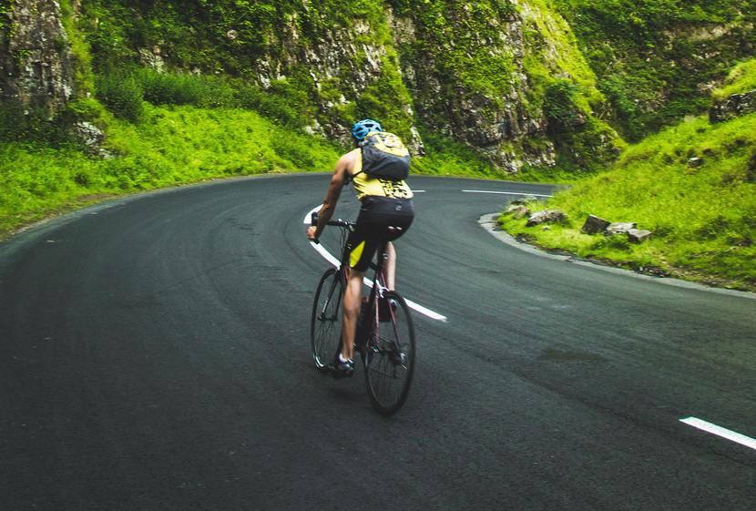 Как самостоятельно научиться кататься на велосипеде