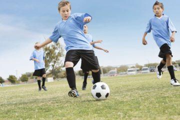 Как научиться играть в футбол